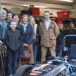 Read more at: Student profject find a home as new Oatley Garage opens